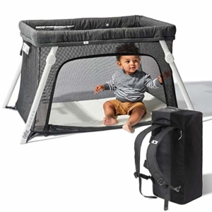 guava lotus travel crib