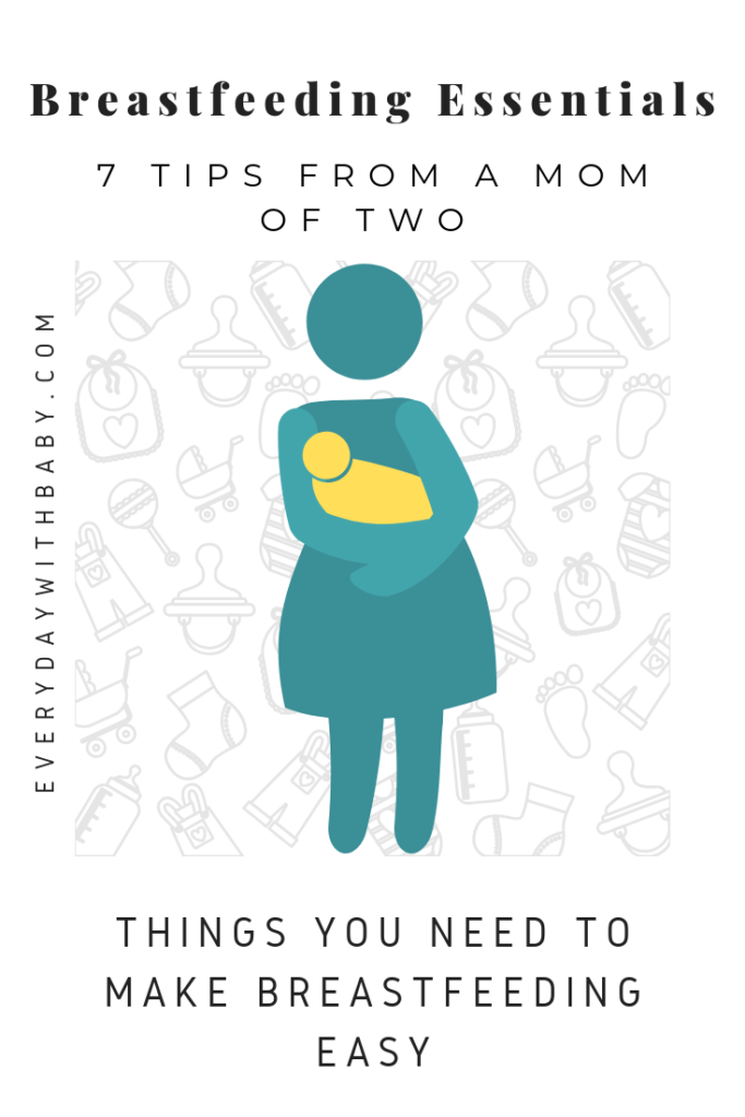 Breastfeeding Essentials: Things you need to make breastfeeding easy