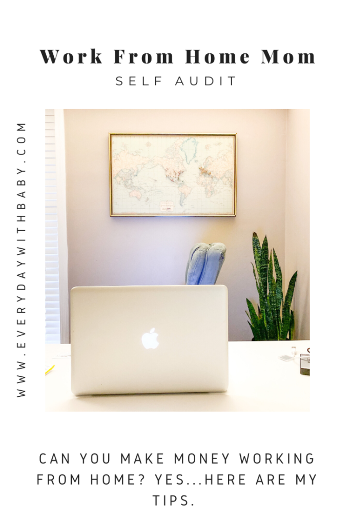 Work from home as a mom